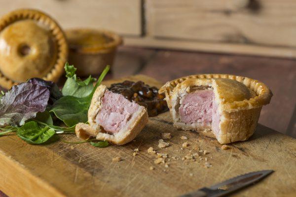 Individual Pork Pie