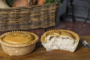 Individual Chicken Pie