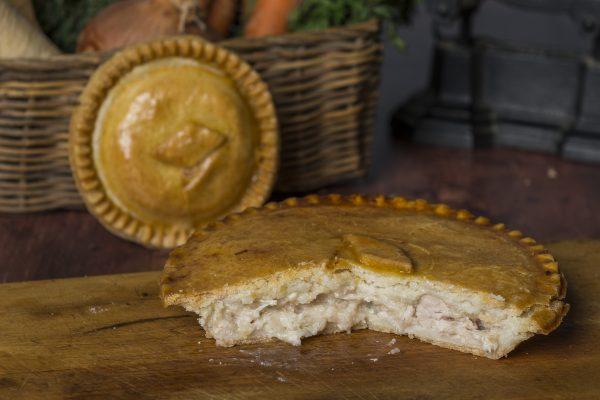 Medium Chicken Pie