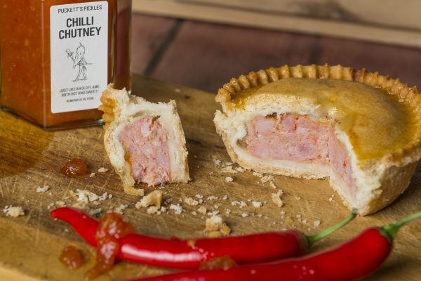 Individual Pork & Chilli Pie