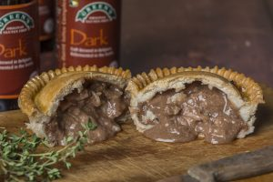 Individual Steak & Ale Pie